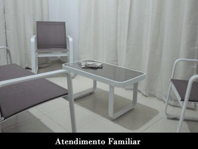 Atendimento familiar Clínica de Recuperação Ágape