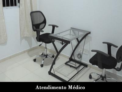 Atendimento medico Clínica de Recuperação Ágape