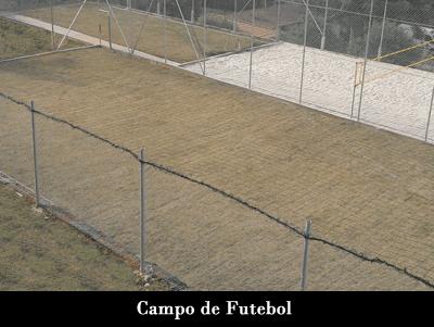 Campo de Futebol Clínica de Recuperação Ágape